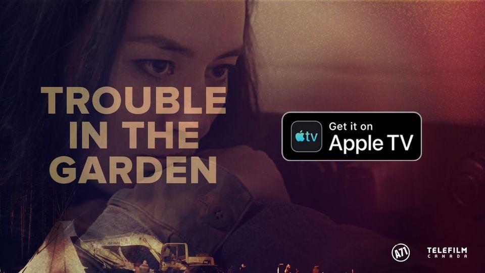 Trouble in the garden iTunes